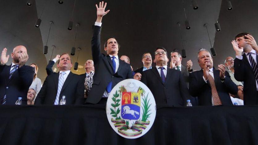 Los planes del nuevo Gobierno con Podemos respecto a Juan Guaidó: ¿seguirá siendo reconocido presidente de Venezuela?