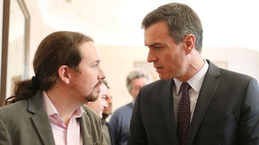 Iglesias no tendrá despacho junto a Sánchez en la Moncloa