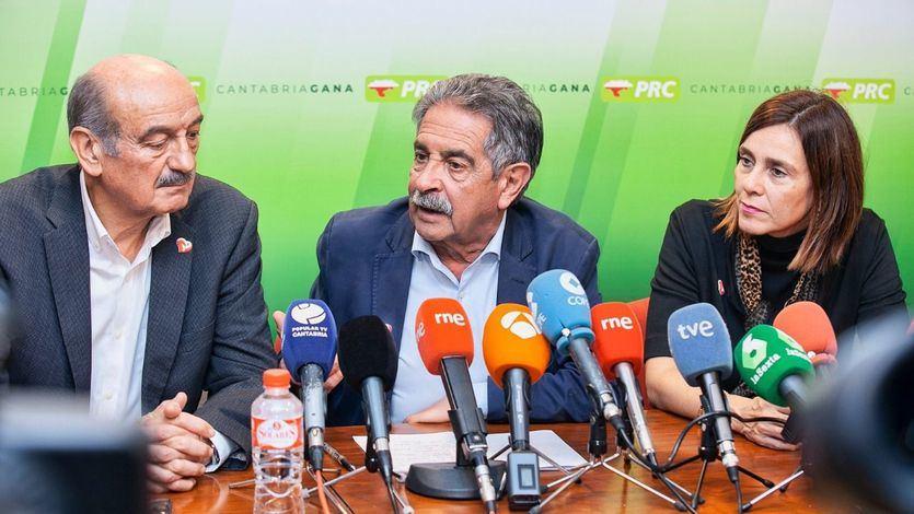 El pacto de gobierno PRC-PSOE podría saltar por los aires en Cantabria en unas horas