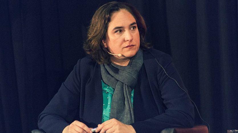 Ada Colau propondrá suprimir el puente aéreo Madrid-Barcelona
