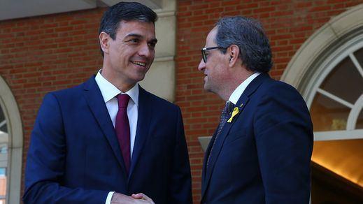 Sánchez llama a Torra y acuerdan verse tras la formación del Gobierno