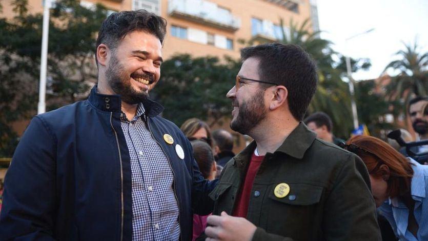 ERC empieza a presionar al Gobierno antes de que tome posesión con 200 preguntas sobre la 'represión' en Cataluña