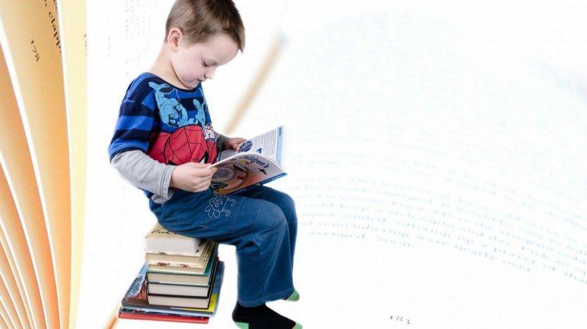 Este año voy a leer... libros como regalos para los niños