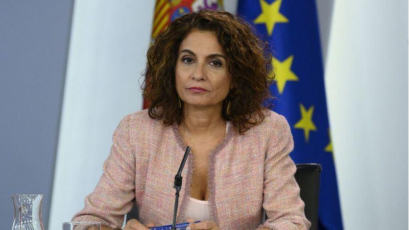 María Jesús Montero asumirá la portavocía del Gobierno y conservará su cartera