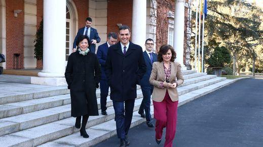 Como mínimo, 22 personas se sentarán en los consejos de ministros del nuevo gobierno