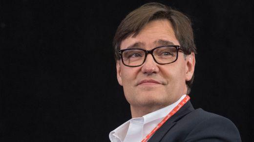 Uno de los negociadores del pacto con ERC, el socialista catalán Salvador Illa, será ministro de Sanidad