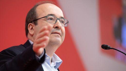 Iceta rebaja las expectativas a corto plazo de cara a la mesa de diálogo catalana