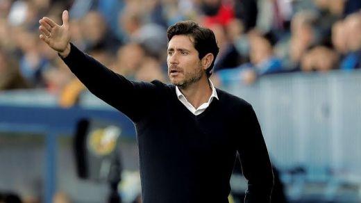 El Málaga despide a Víctor Sánchez por su vídeo sexual por motivos disciplinarios
