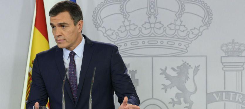 Sánchez asegura que ha formado su gobierno de 22 ministros para 'unir al país'