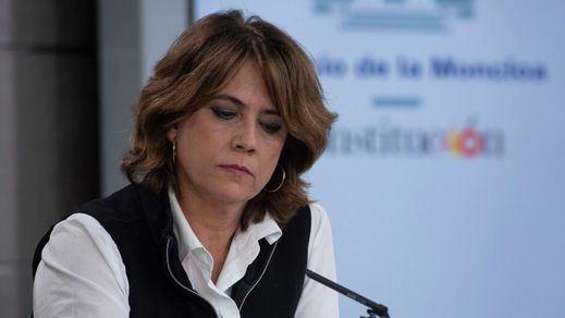Sánchez pasará a Dolores Delgado del Ministerio de Justicia a la cabeza de la Fiscalía