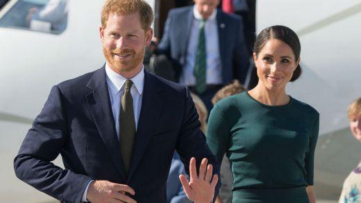 El príncipe Harry y Meghan Markle ajustan cuentas con la Familia Real británica desde este lunes