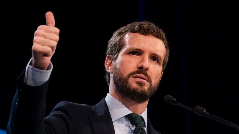 Casado denuncia que Delgado, como Fiscal general, estará 'al servicio de los intereses del PSOE'