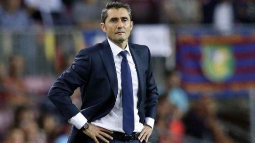 El Barça destituye a Valverde, le sustituye por Quique Setién y desata una crisis inesperada