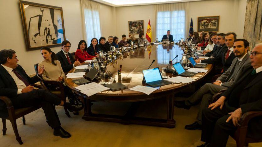 Consejo de Ministros del gobierno de coalición: las reuniones serán a comienzo de semana