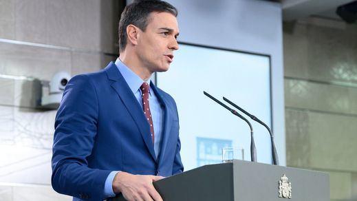 Sánchez reconoce a Torra como president, sube las pensiones, defiende a Delgado y pone en rojo fechas del calendario