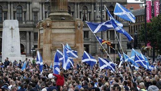 Malas noticias para la Cataluña independentista: no habrá otro referéndum en Escocia