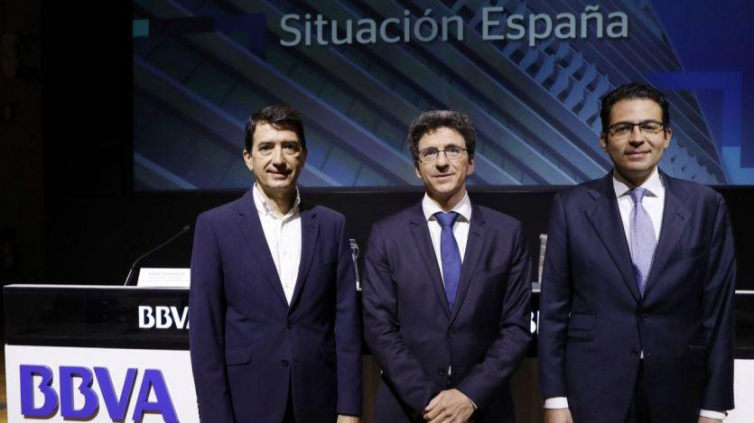 El BBVA Research asegura que la desaceleración de la economía española se detiene en 2020