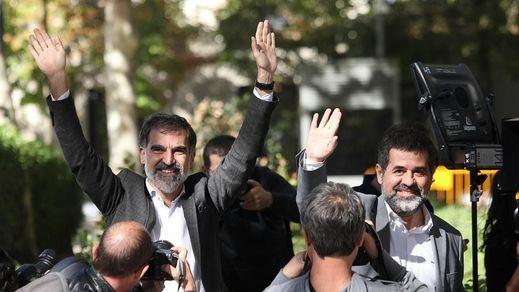 La Generalitat concede el primer permiso penitenciario a los Jordis