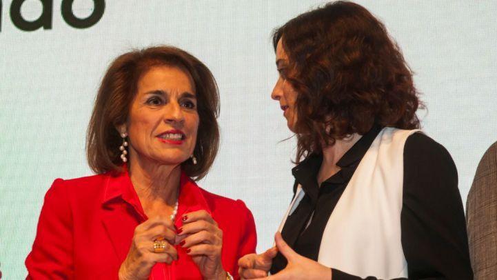 Ana Botella e Isabel Díaz Ayuso