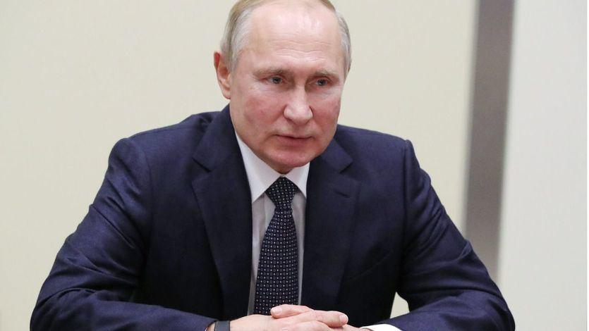 Dimite en bloque el gobierno ruso dejando vía libre a Putin para reformar la Constitución