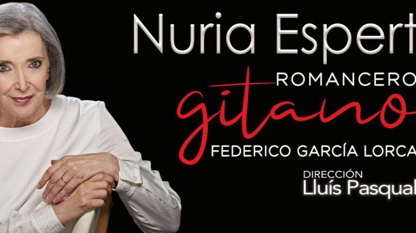 """Nuria Espert entusiasmó al público en el estreno de """"El romancero gitano"""" (vídeo)"""