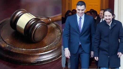 Iglesias enoja al Poder Judicial en apenas unos días y tensa la división de poderes del Estado