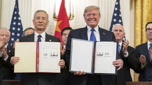 Un acuerdo para seguir negociando