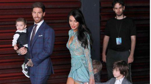 Pilar Rubio y Sergio Ramos guardan silencio ante los rumores de embarazo: ¿a por el cuarto?