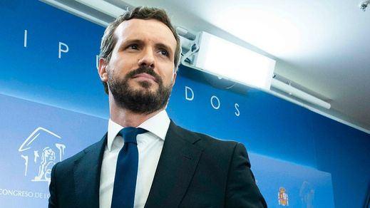 Casado espera que el CGPJ impida que Delgado sea la fiscal general del Estado