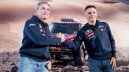 Carlos Sainz gana su tercer Dakar y se corona como uno de los mejores pilotos de la historia