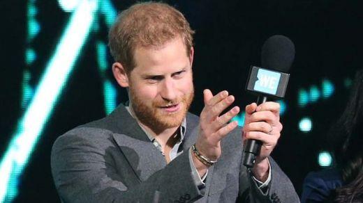 El príncipe Harry rompe el silencio: