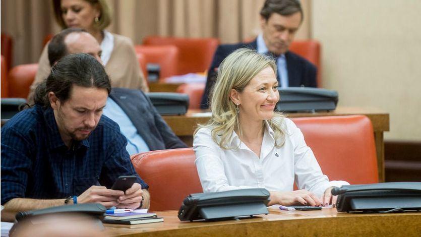 Victoria Rosell aclara la polémica en torno al pin parental y la aplicación del 155 en Murcia