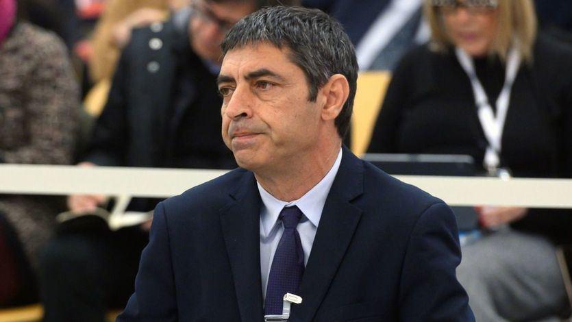 Trapero defiende la actuación de los Mossos el 1-O y tacha de 'barbaridad' el procés