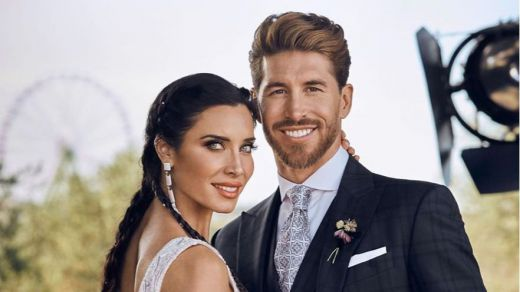 Sergio Ramos y Pilar Rubio anuncian su nuevo embarazo