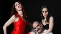 'Drácula. Biografía no autorizada': cinco siglos de sangre, pero sangre enamorada