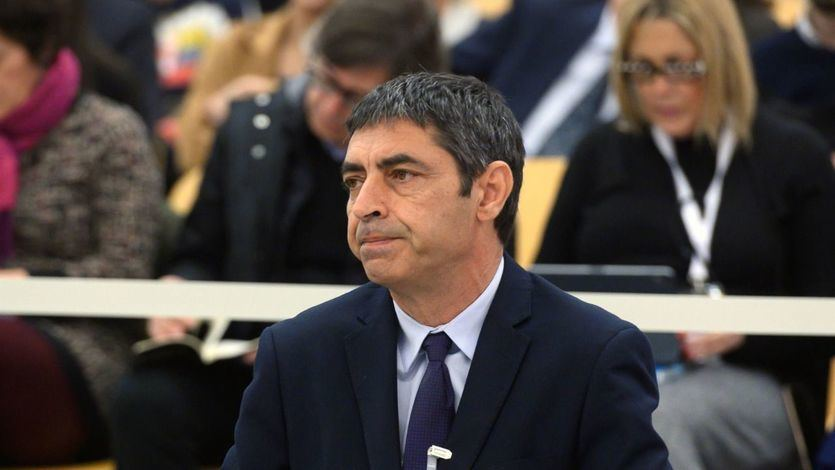 Trapero desvela que se ofreció para detener a Puigdemont