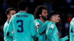 Barça y Madrid eliminan con distinta facilidad a sus modestos rivales y siguen adelante en Copa