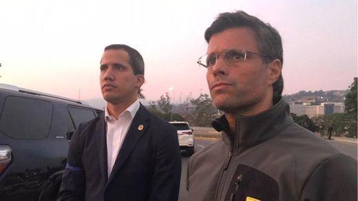Primera disensión en el Gobierno: Iglesias se niega a reconocer a Guaidó como presidente de Venezuela