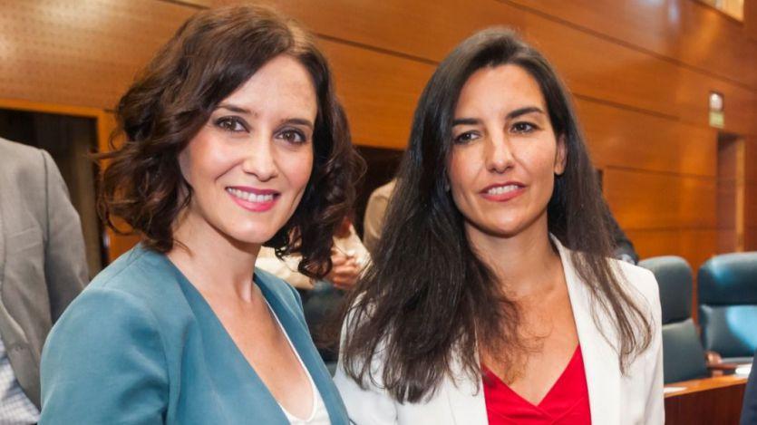Vox insiste en el chantaje en Madrid: si no hay 'pin parental' no habrá Presupuestos