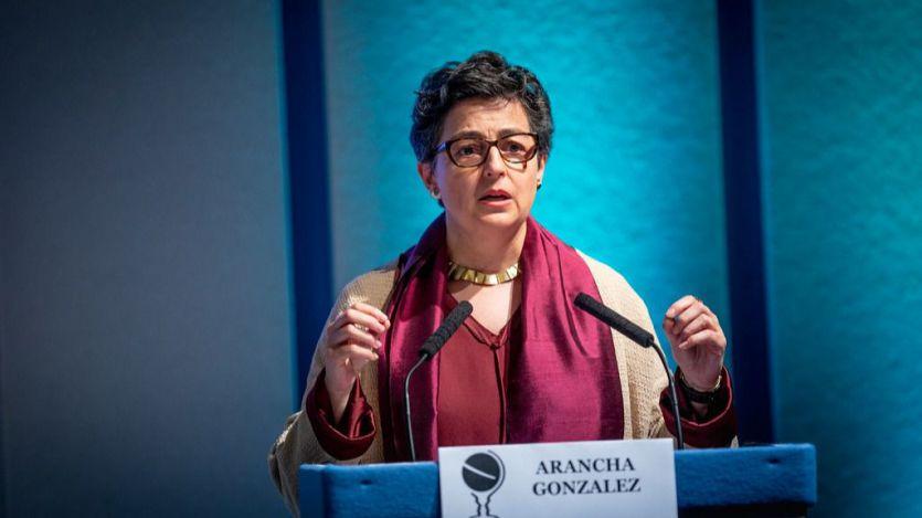 Venezuela arrebata la agenda al Gobierno: la ministra de Exteriores recibe a Guaidó en medio del lío de Ábalos