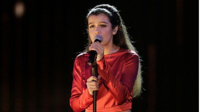 El emotivo homenaje a Marisol en la gala del cine español