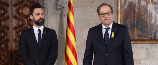 Adiós a Torra como diputado: el Parlament le retira el acta pero se resistirá como president de la Generalitat