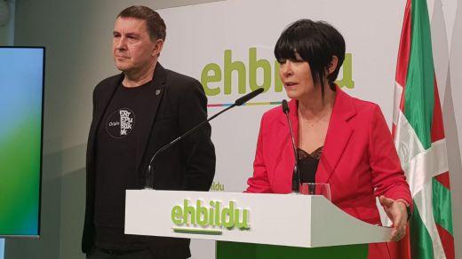 Maddalen Iriarte, y no Otegi, será la candidata de EH Bildu a las elecciones vascas