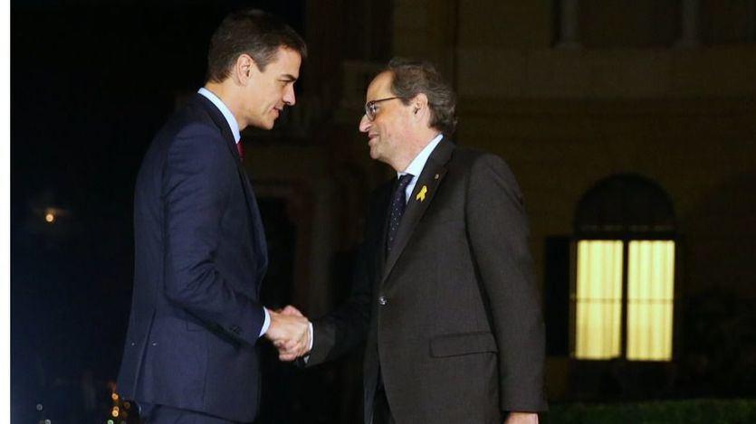 Sánchez se reunirá con Torra el 6 de febrero en medio de la crisis por su inhabilitación