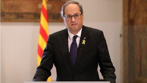 Habrá elecciones anticipadas en Cataluña: Torra da por rota la legislatura y responsabiliza a ERC