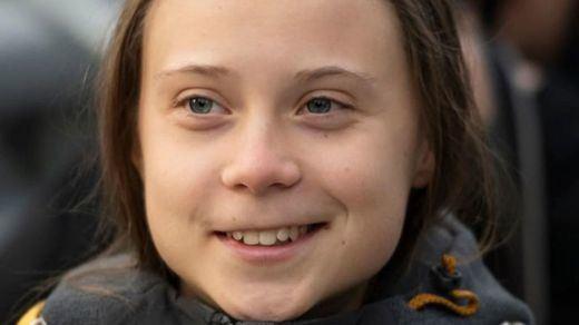 Nueva polémica en torno a Greta Thunberg: registra su nombre como marca comercial