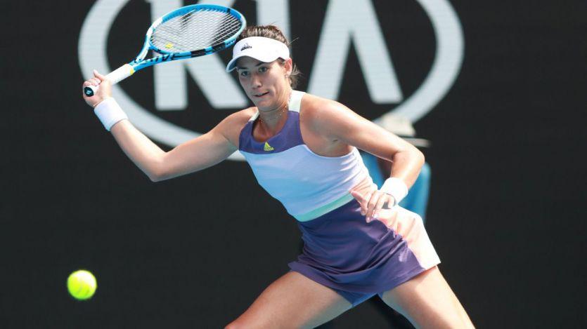 El renacer de Garbiñe Muguruza: jugará la final del Open de Australia