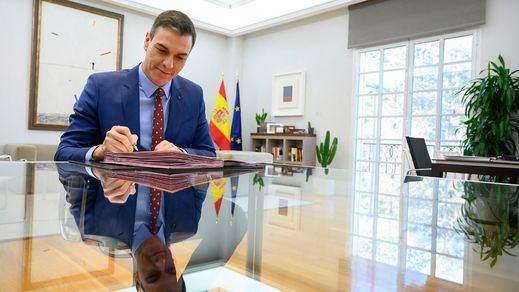 Barómetro del CIS de enero: al PSOE le sienta bien la investidura y el pacto con ERC y Podemos