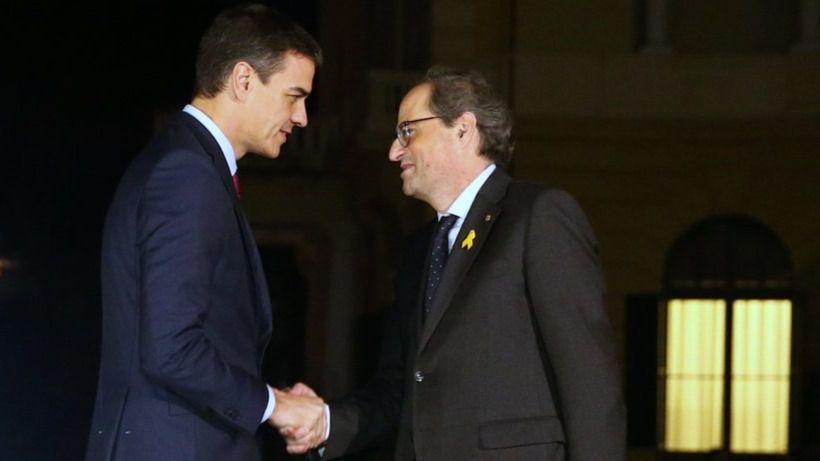 Moncloa rectifica ante el enfado de ERC: habrá mesa de negociación sobre Cataluña antes de las elecciones