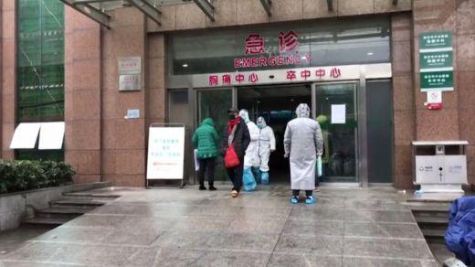 Crisis del coronavirus: este viernes llegan los españoles repatriados desde Wuhan